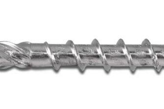 Wofix 0341290 Spaanplaatschroef TX30 Verzinkt - 6.0 x 260 mm (100 stuks)