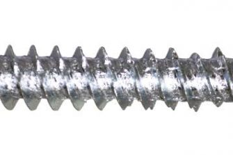 Wofix 4211152 Kozijnschroef Platkop verzinkt - 7.5 x 152 mm (100 stuks)