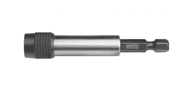 Wofix 7360008 Universele Bithouder magnetisch quik-lock and release 50mm