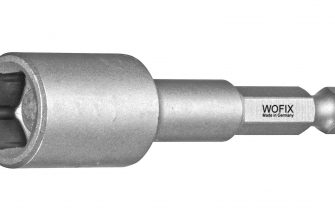 Wofix 7358380 Professional standard Dopbit - SW3/8 50 mm