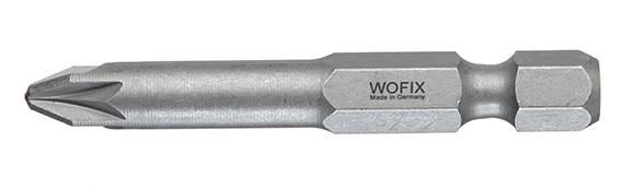 Wofix 7333250 Standard Pozidrive bit - PZ2 x  50 mm