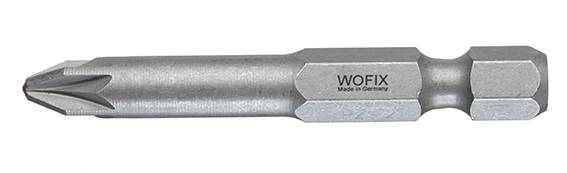 Wofix 7333150 Standard Pozidrive bit - PZ1 x  50 mm