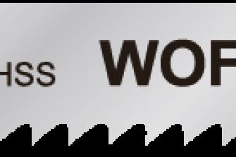 Wofix 5120040/ WX118B Decoupeerzaagblad voor staal,  non-ferro metalen en aluminium (5 stuks)