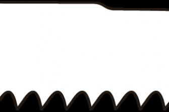 Wofix 5121036 / WX1411DF Reciprozaagblad voor diverse materialen (5 stuks)